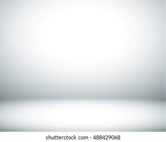Empty studio abstract background
