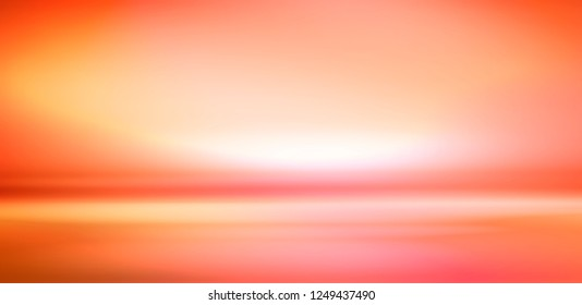Empty studio Background gradient for background and display of product
