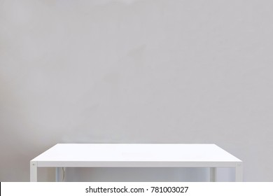 Empty Table desk