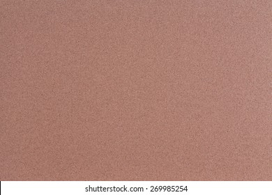 Empty Textured Brown Cork Board for Background with Copy Space for Texts.