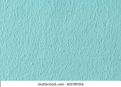 Empty turquoise background for design and design color tiffany