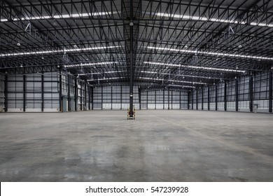 Empty warehouse typical storage for distribution good,Warehouses are used by manufacturers for importers exporters business in around the world.