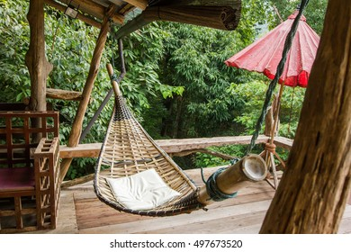 Hamac Terrasse Stock Photos Images Photography Shutterstock