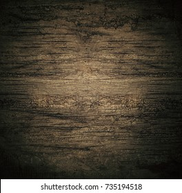 Empty wooden texture background of old grunge wood