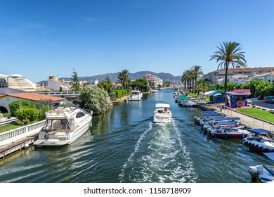Empuriabrava on Cape Creus Costa Brava Spain