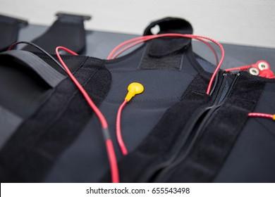 EMS training vest