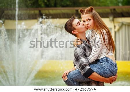 Dating girl with boyfriend Speed-Dating-Studio bagel