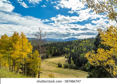 The Enchanted Circle Scenic Byway is an 84 mile New Mexico Scenic Byway and National Forest Scenic Byway around Wheeler Mountain located in Northern New Mexico. It begins and ends in Taos, New Mexico.