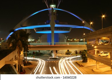 The Encounter restaurant at Los Angeles International Airport