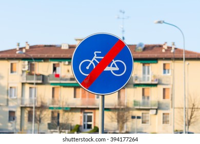 end bike path