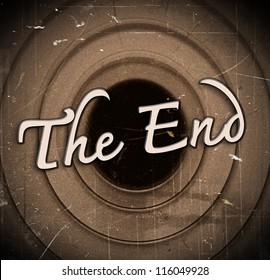 the end Movie ending screen images