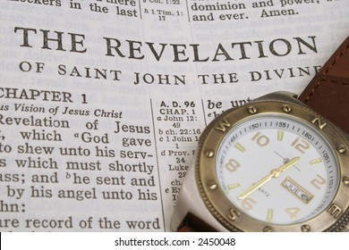 end of time revalation