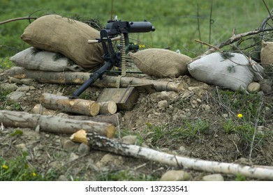 Wwi Machine Gun Images, Stock Photos & Vectors | Shutterstock