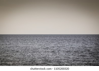 endless sea to the horizon