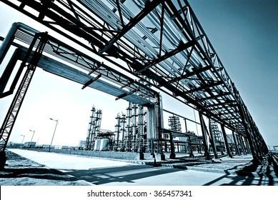 Energy companies in the pipeline equipment