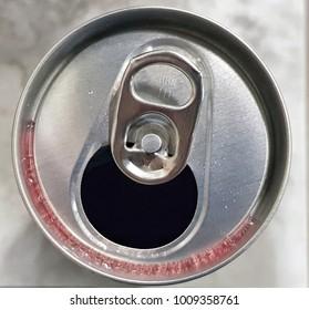 Energy drink open