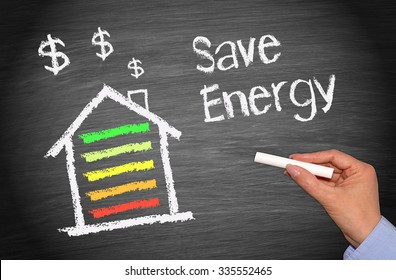 Energy Efficiency Home - Save Energy