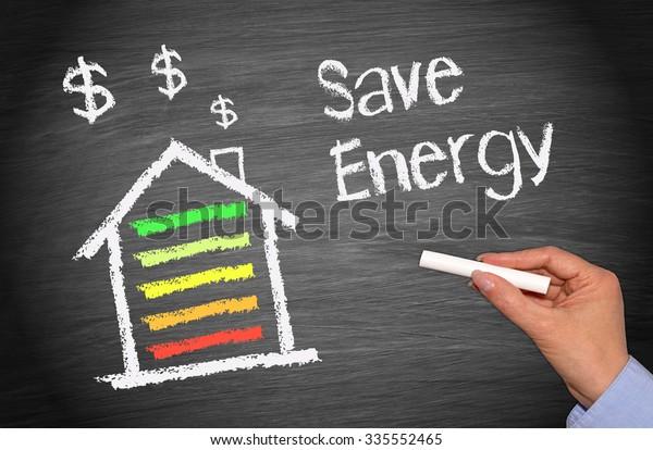 Energy Efficiency Home - Save Energy