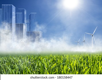 The energy of the future - Energy City