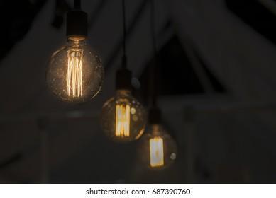 Energy from light bulbs