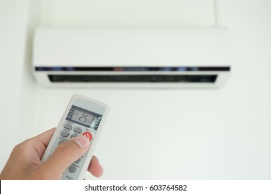 Energy saving Air Conditioning 25 degrees