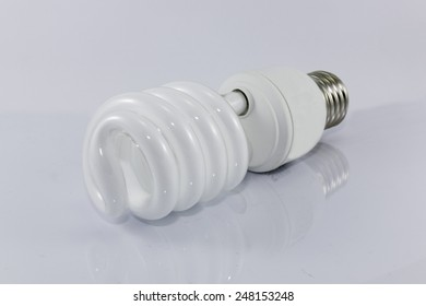 Energy saving light bulbs for light