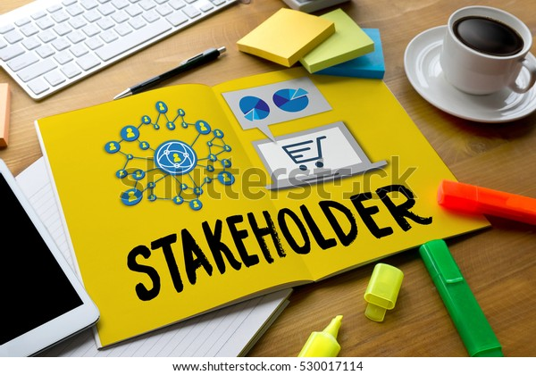 engagement concept  , stakeholders, strategy mind map, business  , Partner Deal  Stakeholder Contributor  , Business management