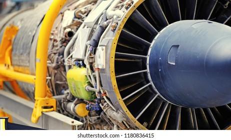 Engine Fighter jet, Aircraft, Fuselage, Aeronautics, Close-up, Aviation, Metal, Wings, Engine, Propeller, Tiller