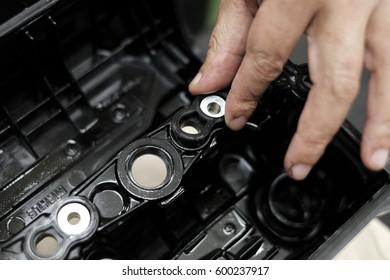 Engine, gear, part