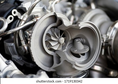 Engine parts, parts of a car engine