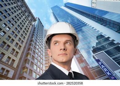 Engineer, Hardhat, Architect.