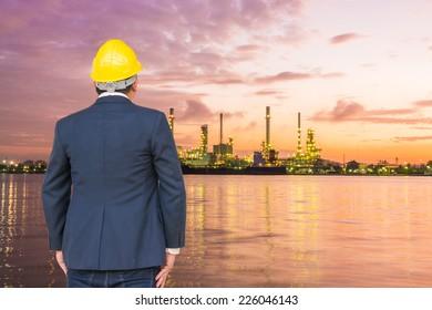 Engineer in Plan