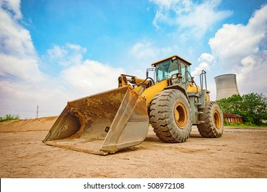 Engineering bulldozers