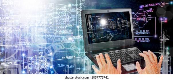 engineering computer designing technology