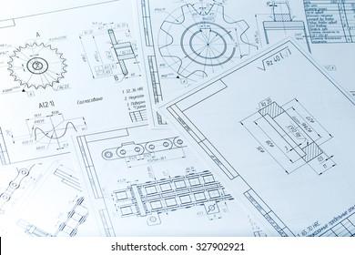 Engineering Drawing Images Stock Photos Vectors Shutterstock