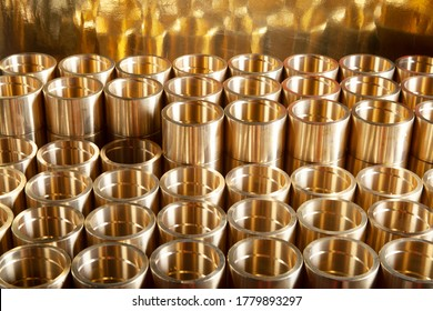 Engineering and metalworking technologies. New brass cylinders.