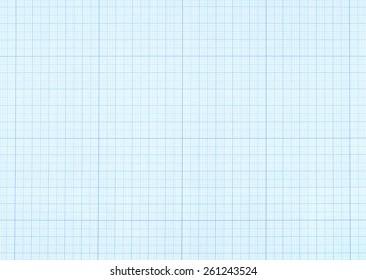 Engineering millimeter paper grid texture background