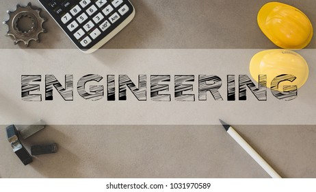 Engineering plan drawn