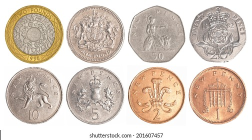 English Coins Images, Stock Photos & Vectors | Shutterstock