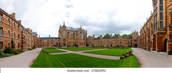 England Oxford University College High School
