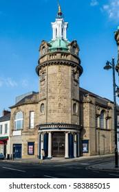 England, Sunderland - Feb 14, 2017: Sunderland Empire Theatre A located in High Street West