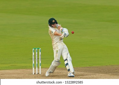 England v Australia , The  First Ashes Test Match Day One, Specsavers Test Series. Edgbaston, Birmingham, England. 01 August 2019