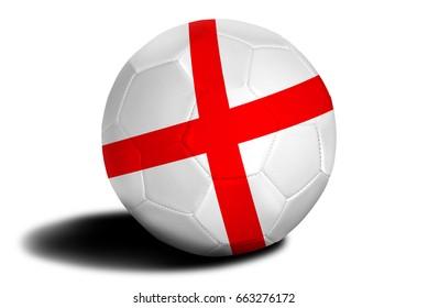England World cup Football flags