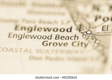 Englewood Beach. Florida. USA