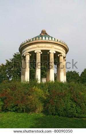 Englischer Garten Munchen Stock Photo Edit Now 80090350 Shutterstock