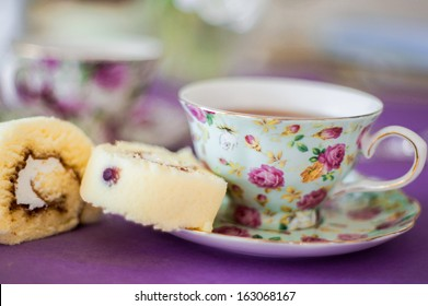 English breakfast tea - Shutterstock ID 163068167