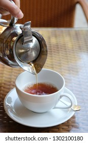 English breakfast tea is a traditional blend of teas originating from Assam, Ceylon, and Kenya. It is one of the most popular blended teas, common in British tea culture.