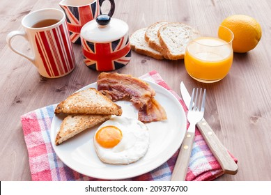 English breakfast/English breakfast