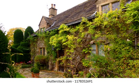 English Country Cottage, Derbyshire Peak District