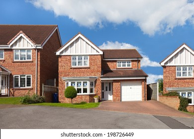 English detached houses